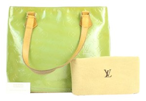 Louis Vuitton Monogram Columbus Thompson Neverfull Pm Tote in Green