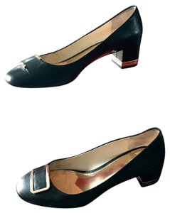 Coach BLK Pumps