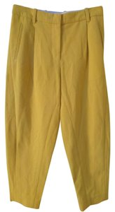 3.1 Phillip Lim Trouser Pants Yellow