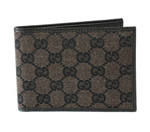 Gucci GUCCI 292534 Men's Original GG Bifold Wallet, Multicolor
