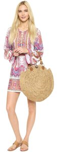 Nanette Lepore Printed Cover Up Tunic