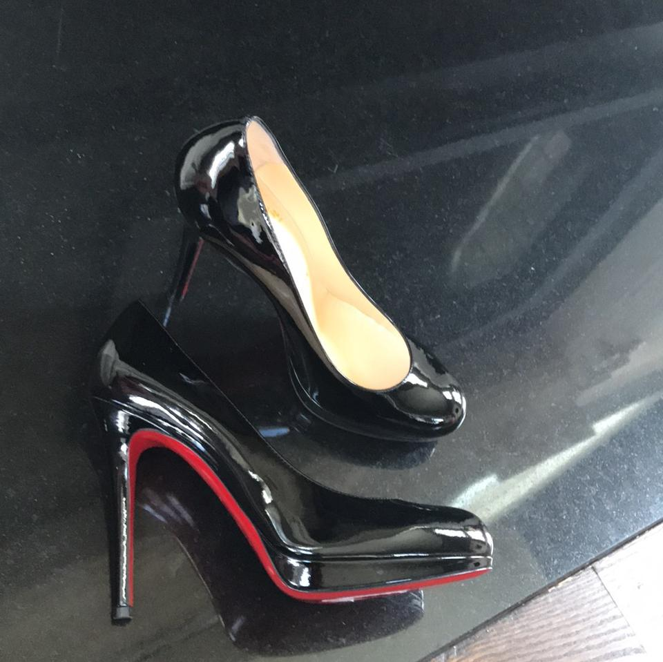 Classic Black Platform Stiletto New Simple Christian Pumps Louboutin I5FxXqnw4