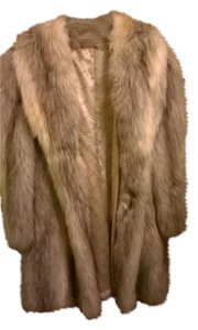 Caspar Fur Coat