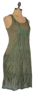 Anthropologie Hazel Casual Corrugated Tunic