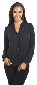 Joseph Ribkoff Button Down Shirt black