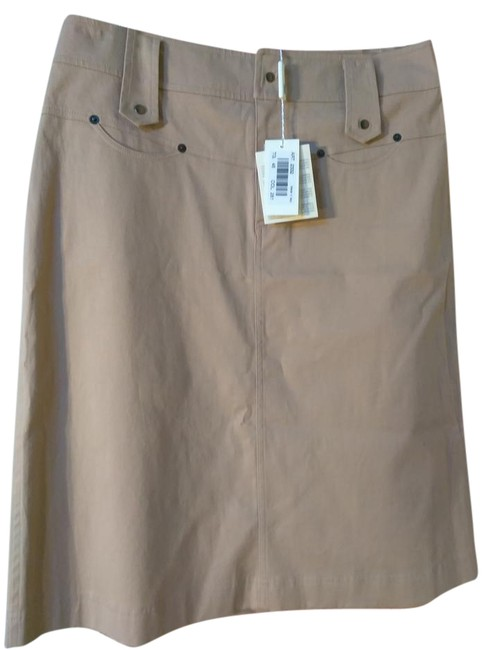Item - Beige Made In Italy Skirt Size 10 (M, 31)