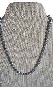 Other Gray Freshwater Pearl Necklace
