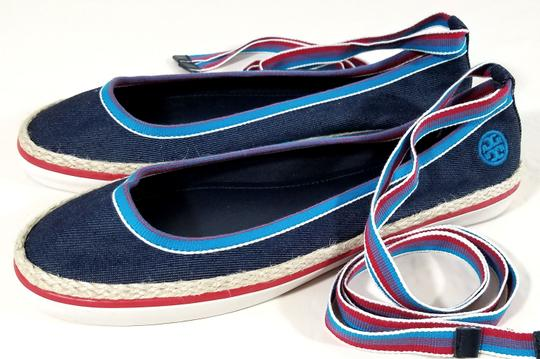 Tory Burch Multi-color Flats Image 2
