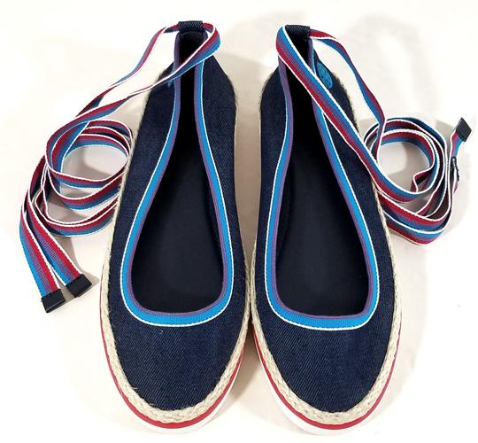 Tory Burch Multi-color Flats Image 4