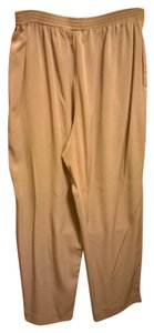 Alfred Dunner Relaxed Pants Taupe/beige