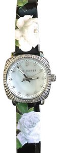 Ted Baker Ted Baker Women's 'Mini Jewels' Leather Watch