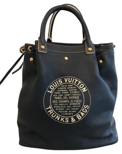 Louis Vuitton Keepall Carryall Speedy Neverfull Monogram Tote in Navy