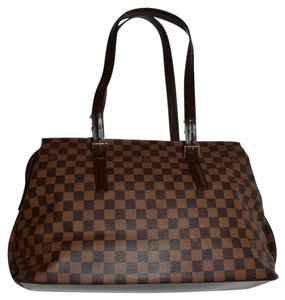 Louis Vuitton Damier Chelsea Damier Chelsea Tote Shoulder Bag