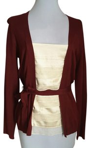 Apt. 9 Belted Detail Sweater