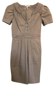 BCBGeneration short dress Nude Bcbg Max Azaria Bcbg on Tradesy