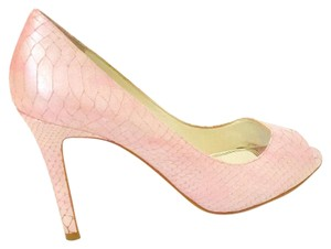 Enzo Angiolini Pink Pumps