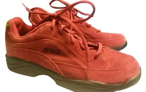 Ryka Suede Red Athletic