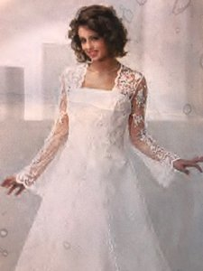 DaVinci Davinci Wedding Dress