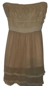 Rue 21 Top Baby's Breath Beige