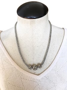 John Hardy John Hardy 925 Sterling Silver 18k Gold Jaisalmer 3 Ball Necklace