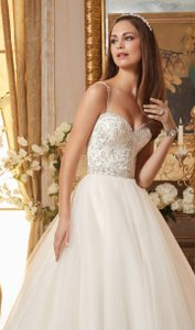 Mori Lee 5463 Wedding Dress