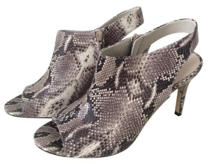 Cole Haan Snake Print Boots