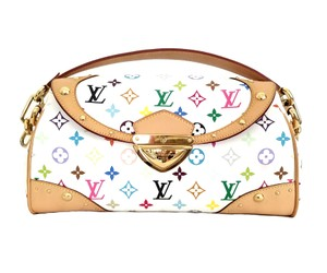 Louis Vuitton Beverly Mm Multicolore Limited Edition Shoulder Bag