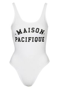 Topshop Maison Pacifique Bodysuit Sweater