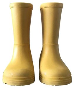 Gucci yellow Boots