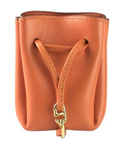 Hermès Wristlet in orange
