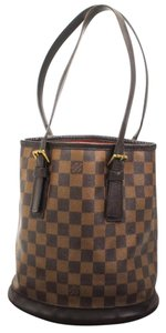 Louis Vuitton Tote in brown checkered