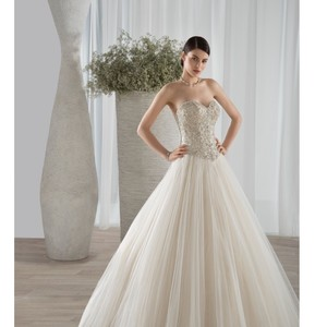 Demetrios Carmine #584 Wedding Dress
