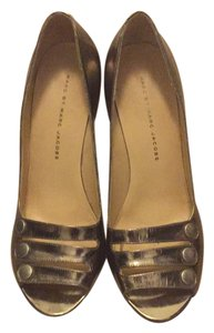 Marc by Marc Jacobs silver/pewter Pumps