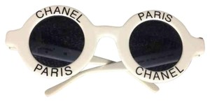Chanel authentic Chanel vintage round sunglasses