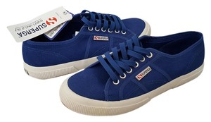 Superga Sneaker Classic 2750 Sneaker Intense Blue Athletic