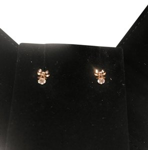 Made in Japan 18k Gold earrings