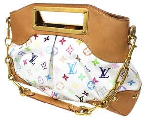 Louis Vuitton Judy Vuitton Monogram Multicolore Hobo Bag