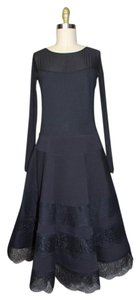 Donna Karan Lace New Look 50's Style Dress