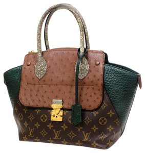 Louis Vuitton Tote Limited Edition Vuitton Majestueux Hobo Bag