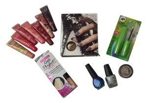 COVERGIRL Beauty LOT lip gloss, mascara, & nail polish ect.