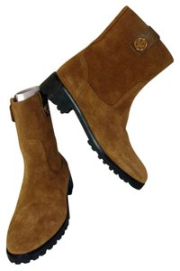 Tory Burch Tobacco Boots