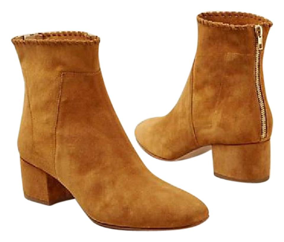 quality design 105ca e052f Anthropologie Camel Alba Moda Ravenna Italy Boots/Booties Size EU 38  (Approx. US 8) Regular (M, B) 44% off retail