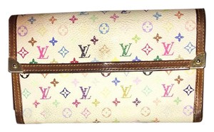 Louis Vuitton Porte Tresor International Trifold Wallet 1229D