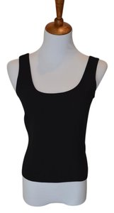 Giorgio Armani Shell Top Black