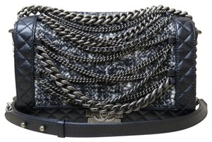 Chanel Medium Enchained Boy Shoulder Bag