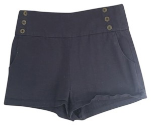 Urban Outfitters Mini/Short Shorts navy