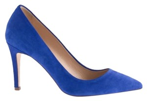 J.Crew Cobalt Pumps