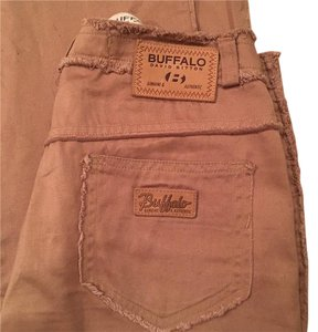 Buffalo David Bitton Boot Cut Jeans-Light Wash