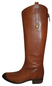 Sam Edelman Leather Riding tan Boots