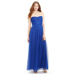 Ralph Lauren Cobalt Ralph Lauren Strapless Dress